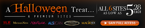 A Halloween Treat, 6 Premium Sites, 1 Promo Price!
